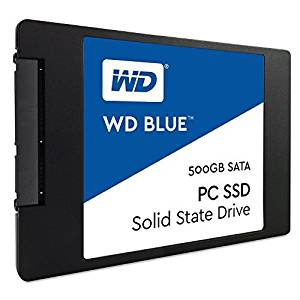 WDSSD Solid State Video Drive