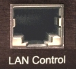 RJ-45 Connector for Ethernet Control